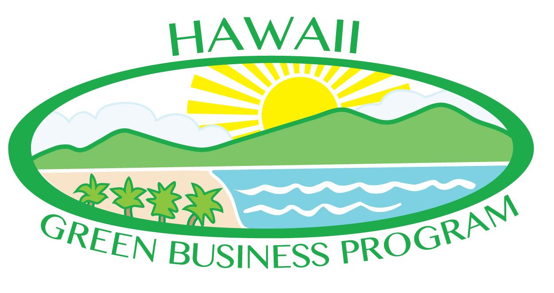 Hawaii Green Business Program logo