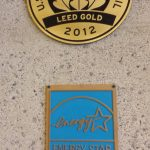 Photo of ENERGY STAR and LEED awards